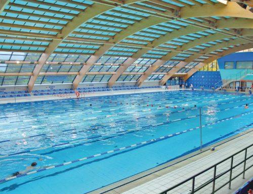 Parada técnica en piscinas climatizadas