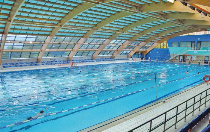 piscinas cubiertas parada técnica