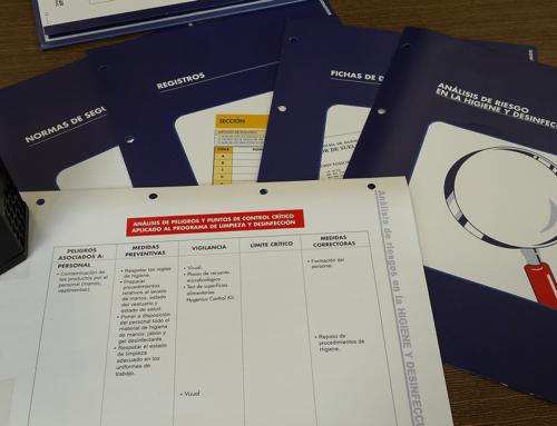 ¿Estás adaptado a la Reglamento de Almacenamiento de Productos Químicos?