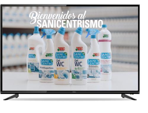 ¡Campaña de Sanicentro en TV!