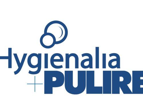 Te esperamos en la próxima feria Hygienalia+pulire en Madrid